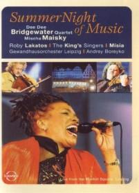 Dee Dee Bridgewater and Mischa Maisky - Summer Night of Music (DVD)