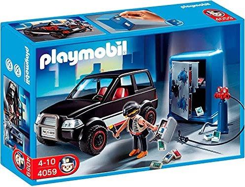 playmobil - City Action - Tresorknacker mit Fluchtfahrzeug (4059) -- via Amazon Partnerprogramm