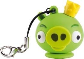 Emtec A101 Angry Birds King Pig Zone 2 8GB, USB-A 2.0 (ECMMD8GA101Z2)