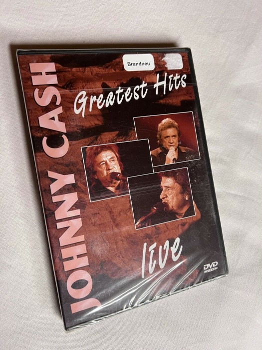 Johnny Cash - Greatest Hits -- via Amazon Partnerprogramm