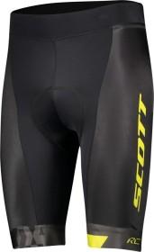 Scott RC Team Fahrradhose kurz black/sulphur yellow (Herren) (280324-5024)