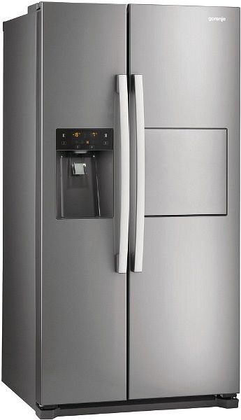 Gorenje NRS9181CXB Side-by-Side