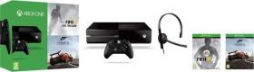 Microsoft Xbox One - 500GB FIFA 15 + Forza 5 Bundle schwarz (5C7-00029)