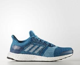 adidas Ultra Boost ST blue/mystery petrol/footwear white/blue night (Herren) (S80613)