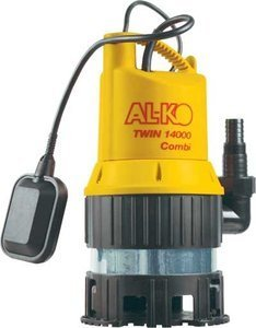 AL-KO Twin 14000 Combi Schmutzwassertauchpumpe