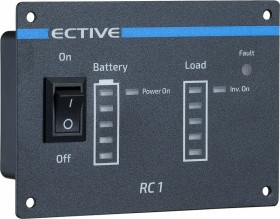 Ective RC1 Fernbedienung für Spannungswandler (TN3554)