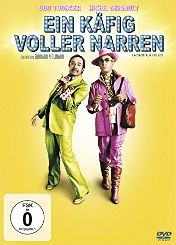 Ein Käfig voller Narren -- via Amazon Partnerprogramm