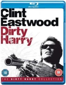 Dirty Harry (Blu-ray) (UK)