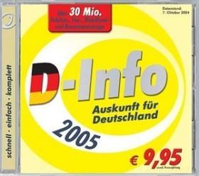 Buhl Data D-Info 2005 (PC) (KW40266)