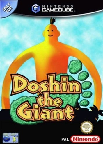 Doshin the Giant (deutsch) (GC) -- via Amazon Partnerprogramm