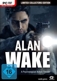 Alan Wake - Limited Edition (German) (PC) -- via Amazon Partnerprogramm