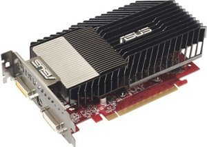 ASUS EAH3650 SILENT/HTDI/512M, Radeon HD 3650, 512MB DDR3, 2x DVI, TV-out, PCIe 2.0 (90-C1CK80-J0UAY00T)