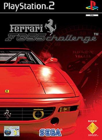 Ferrari F355 Challenge (deutsch) (PS2) -- via Amazon Partnerprogramm