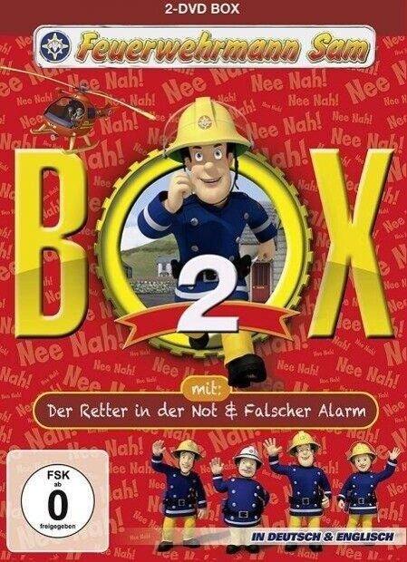 Sam - Der kleine Feuerwehrmann Vol. 2 -- via Amazon Partnerprogramm