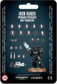 Games Workshop Warhammer 40.000 - Upgrades und Abziehbilderbögen: Iron Hands Primaris (99070101042)