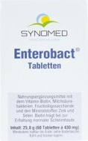 Synomed Enterobact Tabletten, 60 Stück