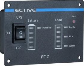 Ective RC2 Fernbedienung für Spannungswandler (TN3555)