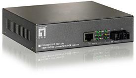 Level One FVT-0204TXFC, 100Base-TX auf 100Base-FX