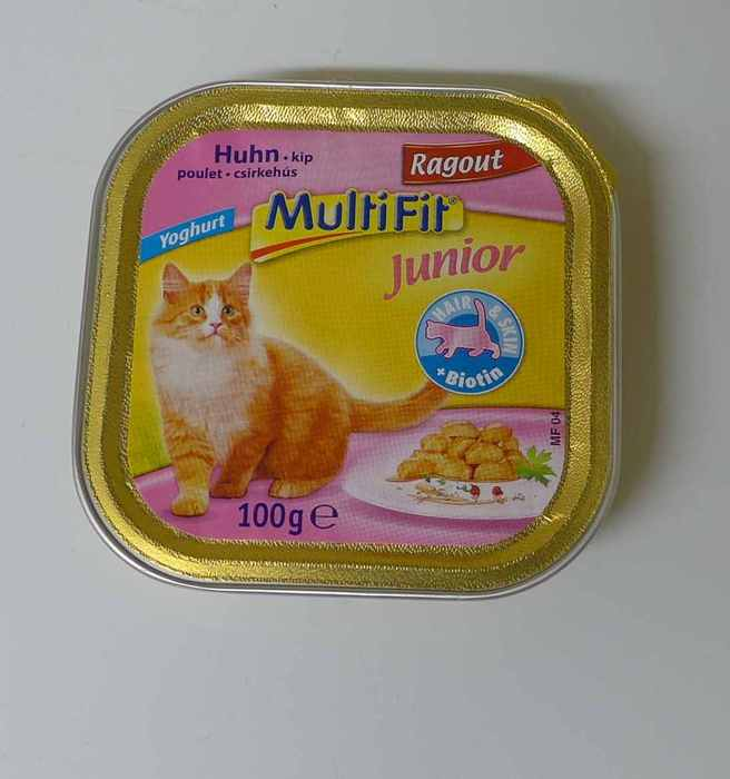 MultiFit Junior Ragout with chicken -- provided by bepixelung.org - see http://bepixelung.org/21814 for copyright and usage information