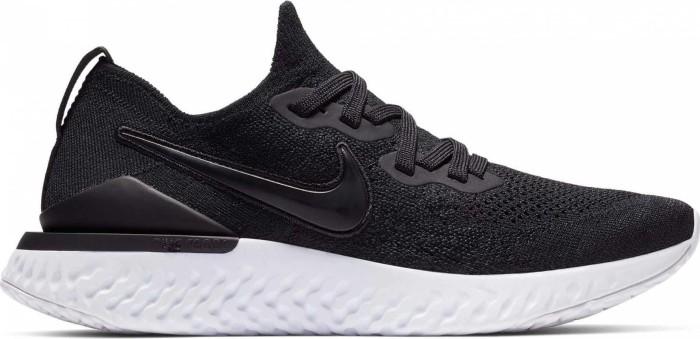 91149bc8 ... Buty do biegania »Nike Epic React Flyknit 2 czarny/biały (damskie) ( BQ8927-002). (c)keller-sports.de