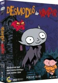 Desmodus - Der kleine Vampir Vol. 2 (Folgen 11-18)