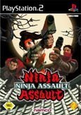 Ninja Assault (niemiecki) (PS2)