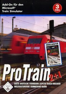 Microsoft Train Simulator - Pro Train Bundle 1&2 (Add-on) (deutsch) (PC)