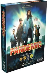 Z-Man Games Pandemic (English)