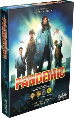 Z-Man Games Pandemic (englisch) -- via Amazon Partnerprogramm