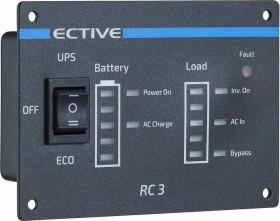 Ective RC3 Fernbedienung für Spannungswandler (TN3556)