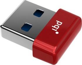 PQI Intelligent Drive U603V rot 64GB, USB-A 3.0