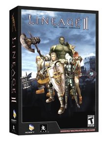 Lineage 2 - The Chaotic Chronicle (MMOG) (deutsch) (PC)