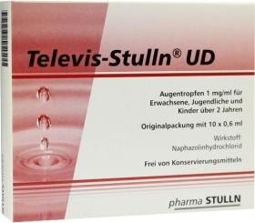 Televis-Stulln UD Augentropfen, 6ml (10x 0.6ml)