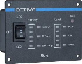 Ective RC4 Fernbedienung für Spannungswandler (TN3557)