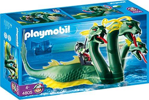 playmobil Pirates - Dreiköpfige Seeschlange (4805) -- via Amazon Partnerprogramm