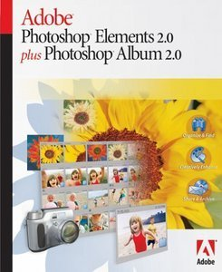 Adobe: Photoshop Elements 2.0 + Album 2.0 (angielski) (PC/MAC) (29230026)