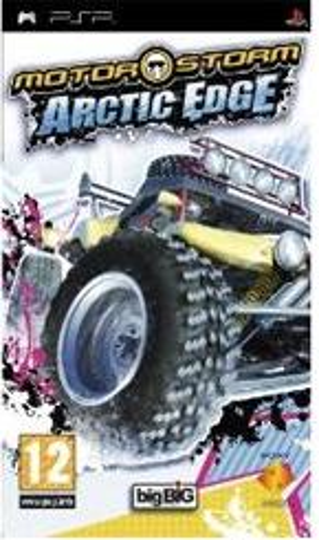 Motorstorm - Arctic Edge (deutsch) (PSP) -- via Amazon Partnerprogramm
