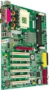 EPoX EP-8KRA2+, KT600 (PC-3200 DDR)