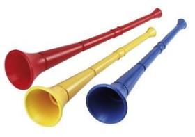 Fan horn Africa Vuvuzela