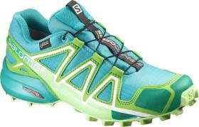 Salomon Speedcross 4 GTX teal blue/peppermint/fresh green (Damen) (383083)