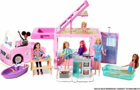 Mattel Barbie 3 in 1 Dream Camper (GHL93)