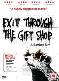 Exit Through The Gift Shop (DVD) (UK)