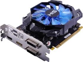 HIS Radeon R7 360 Green iCooler OC, 2GB GDDR5, 2x DVI, HDMI, DP (H360PFN2GR)