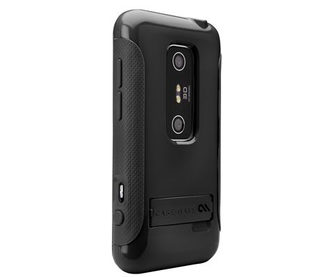 Case-Mate Pop! for HTC Evo 3D black grey (CM015752)