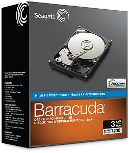 Seagate Barracuda 7200 3000GB, SATA 6Gb/s, retail (STBD3000200)