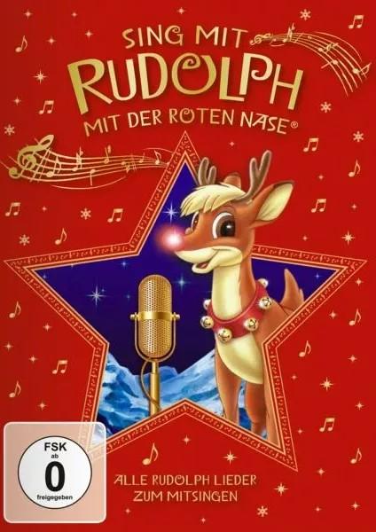 Rudolph mit der roten Nase - Sing mit! -- via Amazon Partnerprogramm