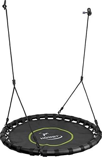 Hudora nest swing 110 black (72164)
