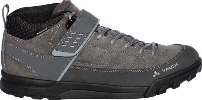 Vaude Unisex-Erwachsene Moab Mid STX AM Mountainbike Schuhe, Grau (Iron 844), 44 EU