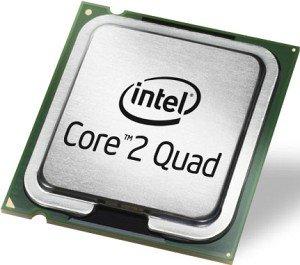 Intel Core 2 Quad Q9550 (C1), 4x 2.83GHz, tray (EU80569PJ073N)