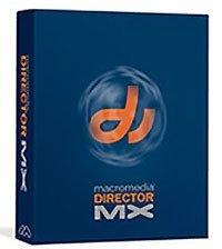 Adobe Director MX (PC) (DRW090G000)